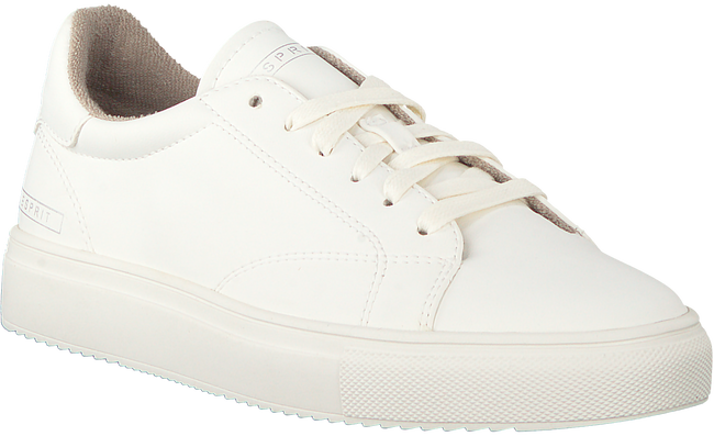 ESPRIT Baskets 028EK1W008 en blanc - large