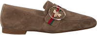 Bruine PAUL GREEN Loafers 2472  - medium