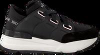 Zwarte RUCOLINE Sneakers 4074 NATURE LYCRA  - medium