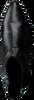 BRONX Bottines 34047 en noir - small