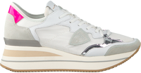 Witte PHILIPPE MODEL Lage sneakers TRIOMPHE L D  - medium