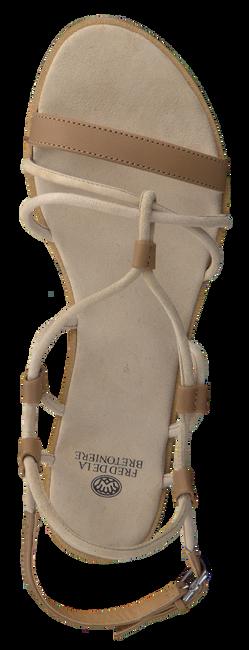 FRED DE LA BRETONIERE Sandales 401026 en beige - large