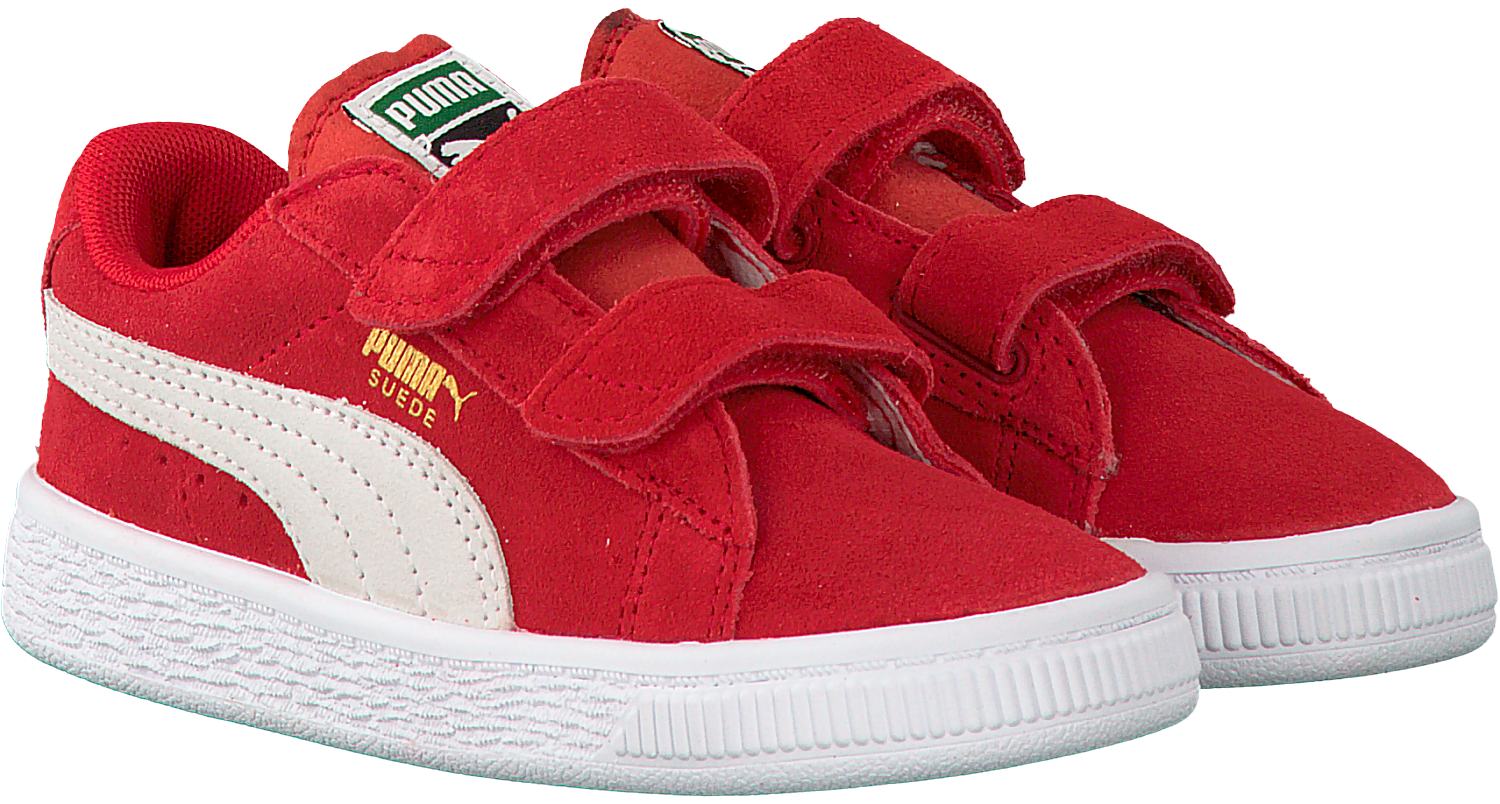 2f0cd560be1 Rode PUMA Sneakers SUEDE 2 STRAPS - large. Next