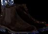 FLORIS VAN BOMMEL Bottines chelsea 10902 en marron  - small