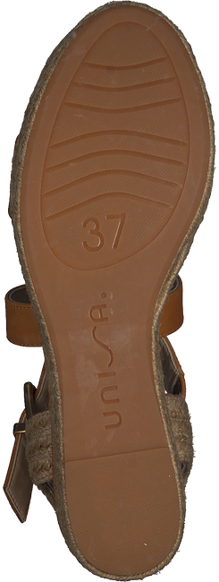 UNISA Espadrilles KACHEO en marron - large