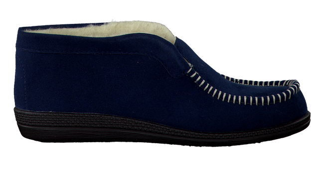 Blauwe ROHDE ERICH Pantoffels 2176  - large