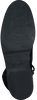 TOMMY HILFIGER Bottines à lacets PIN LOGO LACE UP en noir  - small