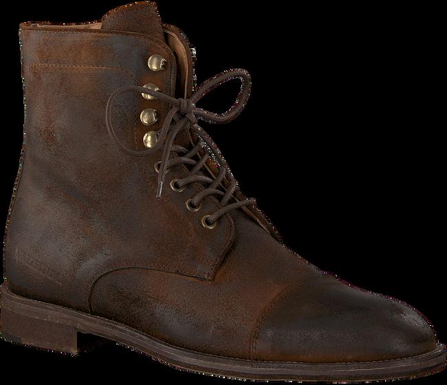 MAZZELTOV Chaussures à lacets 3706 en beige  - large
