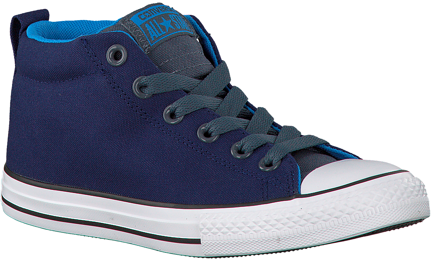 e9c30d28d18 Blauwe CONVERSE Sneakers CTAS STREET MID. CONVERSE. -30%. Previous