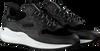 FLORIS VAN BOMMEL Baskets 16269 en noir  - small