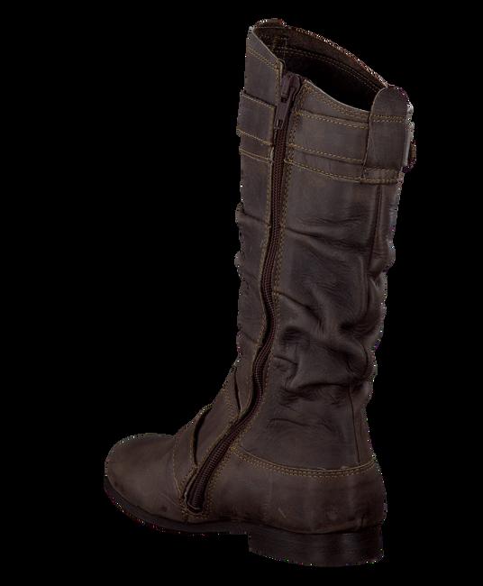 Bruine GIGA Lange laarzen 8681  - large
