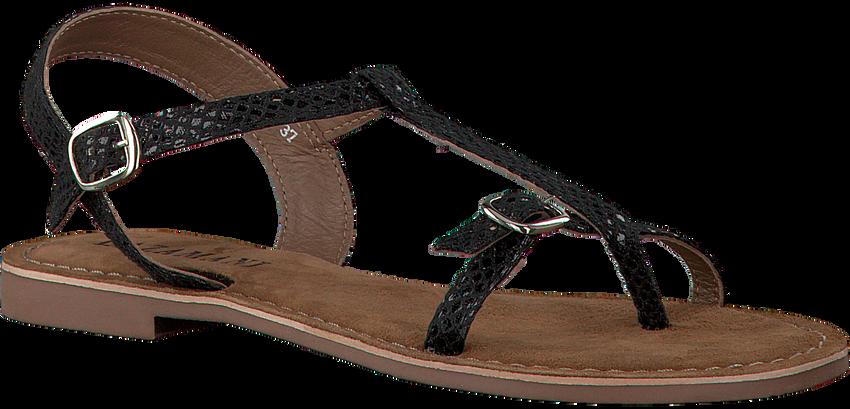 Zwarte LAZAMANI Sandalen 75.501  - larger