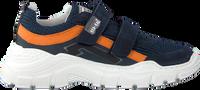 Blauwe RED-RAG Lage sneakers 13439  - medium