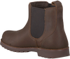 UGG Bottines chelsea CALLUM en marron - small