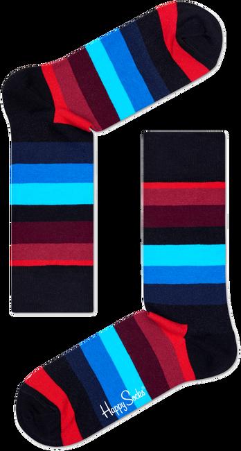 Blauwe HAPPY SOCKS Sokken STRIPE - large