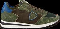 Groene PHILIPPE MODEL Sneakers TZLU  - medium