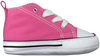 Roze CONVERSE Babyschoenen FIRST STAR  - small