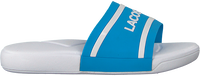 blauwe LACOSTE Slippers L.30 118 2 CAC  - medium