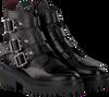 NUBIKK Biker boots FAE BUCKLE en noir  - small