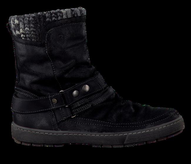 Black BULLBOXER shoe ACD 500  - large