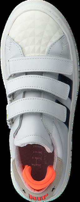 HIP Baskets H1888 KLITTENBAND en blanc - large