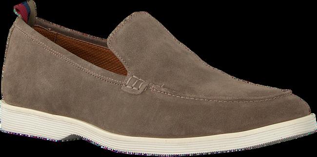 MAZZELTOV Chaussures à enfiler 5579 en beige  - large