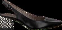PERTINI Escarpins 16653 en noir  - medium