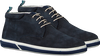 FLORIS VAN BOMMEL Bottines à lacets 20350 en bleu  - small
