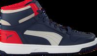 Blauwe PUMA Hoge sneaker REBOUND LAYUP SL JR  - medium