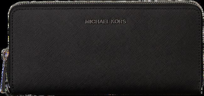 MICHAEL KORS Porte-monnaie TRAVEL CONTINENTAL en noir - large