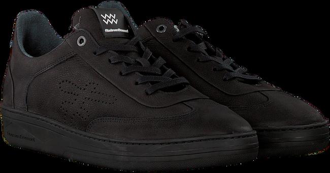 FLORIS VAN BOMMEL Baskets 16255 en noir  - large
