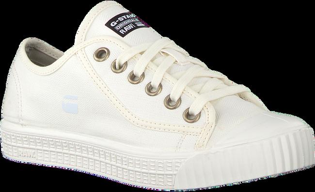 G-STAR RAW Baskets ROVULC HB WMN en blanc - large