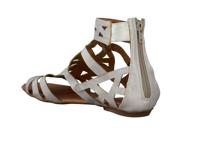 white BULLBOXER shoe ABI008  - large