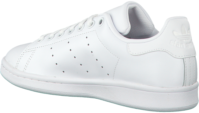 ADIDAS Baskets STAN SMITH DAMES en blanc - large