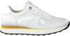 Witte PAUL GREEN Lage sneakers 4918 - small