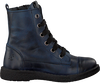 OMODA Bottines à lacets 18999 en bleu - small