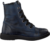 OMODA Bottines à lacets 18999 en bleu - medium