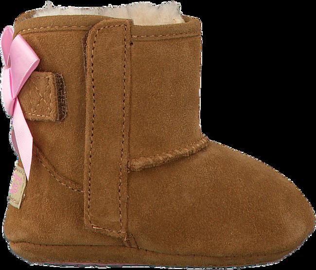 UGG Chaussures bébé JESSE BOW II en cognac - large