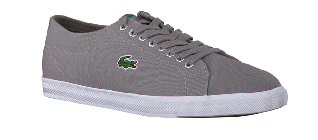 LACOSTE Baskets MARCEL MEN en gris - large