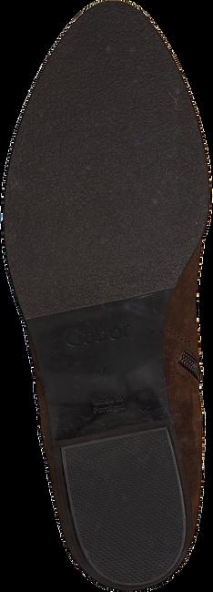GABOR Escarpins 591 en cognac - large