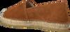 FRED DE LA BRETONIERE Espadrilles 152010138 en cognac  - small