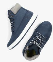 Blauwe TIMBERLAND Sneakers DAVIS SQUARE 6 INCH KIDS - medium