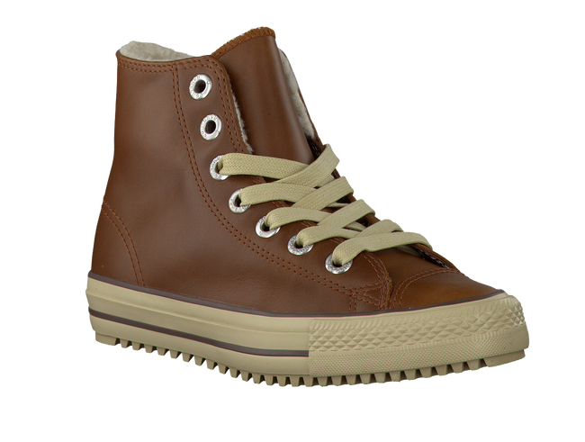 CONVERSE Baskets AS WINTERBOOT en cognac - large