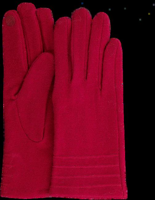 ABOUT ACCESSORIES Gants 4.37.100 en rouge - large