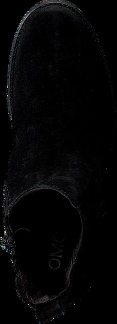 Zwarte OMODA Enkellaarsjes 8340  - large