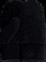 Zwarte WARMBAT Handschoenen MITTEN WOMEN  - medium