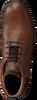 AUSTRALIAN Bottines à lacets CONLEY en cognac - small