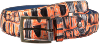 FLORIS VAN BOMMEL Ceinture 75203 en orange  - medium