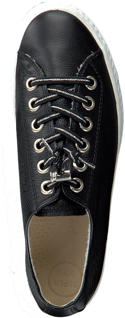 Zwarte PAUL GREEN Lage sneakers 4938 - large