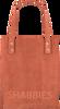 SHABBIES Shopper 281020001 en marron  - small